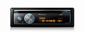 Pioneer DEH-X8700DAB - Radioodtwarzacz CD z tunerem DAB+, USB, Aux-In, Bluetooth, kompatybilny z iPod/iPhone i Android Media